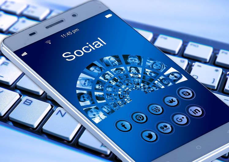 phone social email